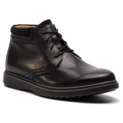 Обувки CLARKS - Un Geo Mid Gtx GORE-TEX 261368087 Black Leather