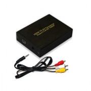 HDMI to CVBS + L/R Converter 5V DC 1A Power Supply