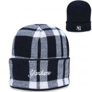 Gorro New Era Dupla Face New York Azul e Branco