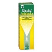 "GLAXOSMITHKLINE C.HEALTH.SpA Rinazina Anti, ""1 Mg/ml Spray Nasale, Soluzione""Flacone Con Nebulizzatore Da 10 Ml"""