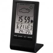 Настолен цифров часовник, термометър, хигрометър, TH-100, HAMA-75297