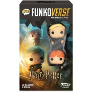 Harry Potter Funkoverse 101 Brettspiel-multicolor - Offizieller & Lizenzierter Fanartikel Onesize Unisex
