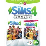 The Sims 4 + Get Famous Bundle Pack /PC