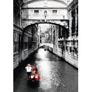 Puzzle Ravensburger - Marele Canal, 1.000 piese (19472)