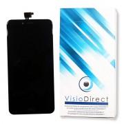 Visiodirect® Ecran Complet Pour Wiko Upulse Noir 5.5 Téléphone Portable Vitre Tactile + Écran Lcd