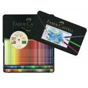 Creioane colorate acuarela A.Durer 120 buc.+CD, Faber-Castell