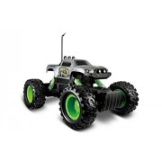 Rc Cars-Monster Trucks-Remote Control 4WD Tri-Band Off-Road Rock Crawler RTR Monster Truck- Cars Toy