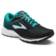 Brooks Launch 5 Synthetic Black Running Shoes For Men(Black)