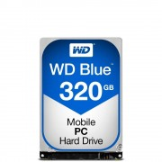 "Western Digital WD Blue WD3200LPCX - Disco rígido - 320 GB - interna - 2.5"" - SATA 6Gb/s - 5400 rpm - buffer: 16 MB"