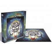 puzzle Motörhead - OVERKILL - (500 dílků)- PLASTIC HEAD - RSAW007PZ