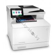 Принтер HP Color LaserJet Pro M479fdn mfp, p/n W1A79A - HP цветен лазерен принтер, копир, скенер и факс