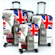 Max A29bb kufr skořepinový cestovní ABS set 3ks Big Ben