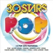 Video Delta V/A - 30 Stars: Pop - CD