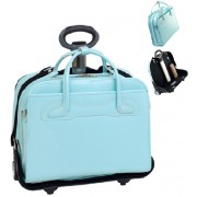 Laptop Bag - Willowbrook Aqua