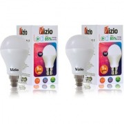Vizio 9 Watt Premium Led Bulbs 900 lumens pack of 2 with 1 year warranty