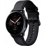 Ceas Smartwatch Samsung Galaxy Watch Active 2, R820, 44mm, Wi-Fi, GPS, Stainless steel, Black