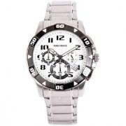 TIME FORCE MEN'S ANALOG WATCH TF3152M02M