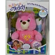 My Friend Pink Teddy Play & Be Best Friends