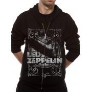 hanorac cu glugă bărbați Led Zeppelin - Shook Me - LIVE NATION - RTLZE074