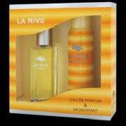 Set cadou La Rive woman (parfum + deodorant)