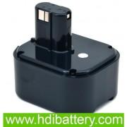 Batería herramienta inalámbrica 24V 2Ah Hitachi DH20D, DH20DV,DV2(2BFK),DV20DVB, EB24B, EB2430H, EB24B, 316965.