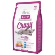 Brit Care Cat Crazy I´m Kitten - 7 kg