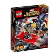 Lego Heroes 76077 Iron Man : Detroit Steel Atakuje