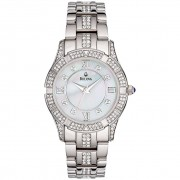 Ceas dama Bulova 96L116 Quartz Crystals Collection