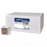 Celtex 71.125 Hajtogatott Wc papír 2 rtg.100% cell., T Pack Comfort, 11×21, 40×225