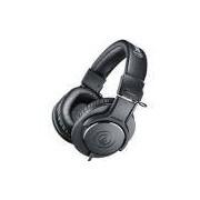 Fone de ouvido Audio Technica ATH M20X para Estúdio