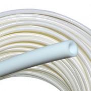 DMFit Tube Souple Blanc 12 mm - le mètre