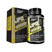 Nutrex Lipo 6 Black Intense Ultraconcentrate 60 Caps.