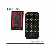 Cg Mobile Guess Gianina stojeća kožna futrola za Samsung GT-I9190/9192/9195 Galaxy S IV. mini ,crna(GUFLS4