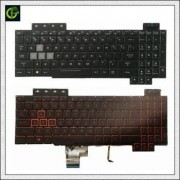 Asus English Backlit keyboard for Asus TUF Gaming FX505 FX505GD FX505GE FX505GM FX505DY FX505DV fx505dt US laptop
