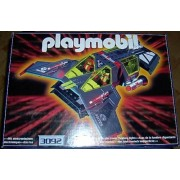 Playmobil Dark Invader Spaceship Cruiser Playset 3092 With Figures Space Theme Retired