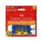 Guase 12 culori/se, FABER CASTELL