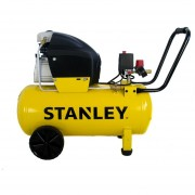 Compresor Stanley Stc50p 50 Lts 2.5 HP Profesional - Amarillo