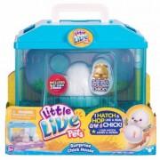 Puisor electronic cu casa Moose Toys Little Live Pets