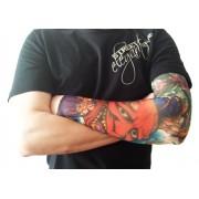 Tetovací rukávy - Hell Ride