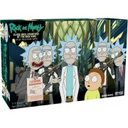 Enigma Rick and Morty: Close Rick-Counters of the Rick Kind Deck-Building Game
