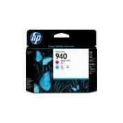 Cabeça De Impressão Officejet Magenta E Ciano Hp 940 C4901a