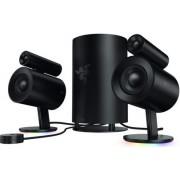 Zvučnik Razer Nommo PRO, USB, bluetooth, crni