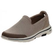 Skechers Go Walk 5-55503 Zapatillas para hombre, Caqui, 11