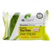 Dr Organic Dr. Organic Tea Tree Lotion Tissues