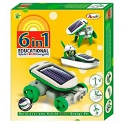 Annie 6 in 1 Educational Hybrid Solar Kit