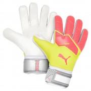 Puma One Grip 1 RC Peach/Fizzy Yellow - Keepershandschoenen - Maat 10