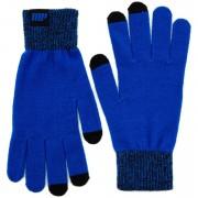 Myprotein Knitted Gloves – Blue - S/M - Bleu