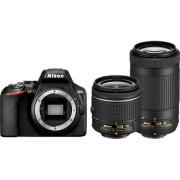 NIKON D3500 AF-P DX 18-55 VR + AF-P 70-300 VR