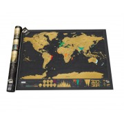 Scratch Map Deluxe Edition | Luckies