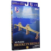 Daron Brooklyn Bridge 3D Puzzle 64-Piece